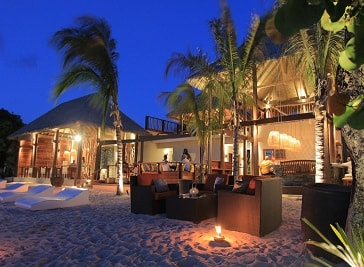 CocoMaya Restaurant in British Virgin Islands