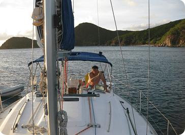 Conch Charters in British Virgin Islands