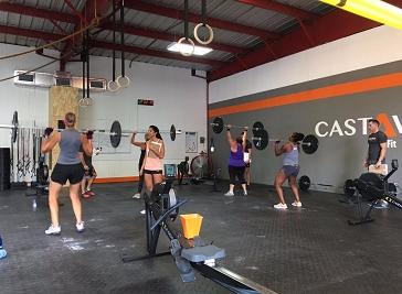 CrossFit Castaway in British Virgin Islands