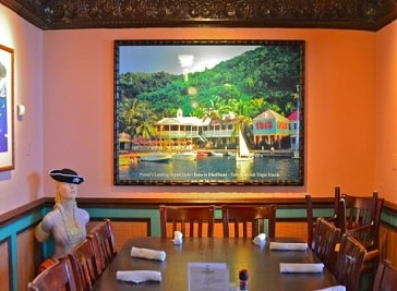 Pusser's Road Town Pub in British Virgin Islands