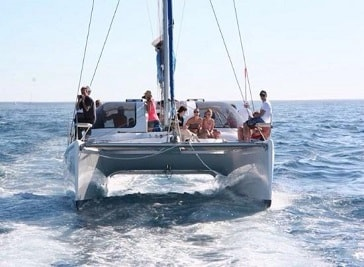 Tropical Day Sails in British Virgin Islands