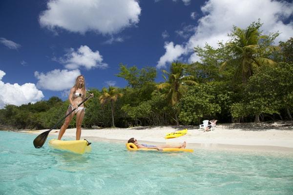 Watersports in British Virgin Islands